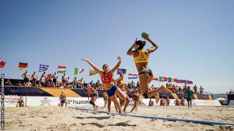 European Beach Handball Championships: Norway hit with 1,500 euros swimsuit fine