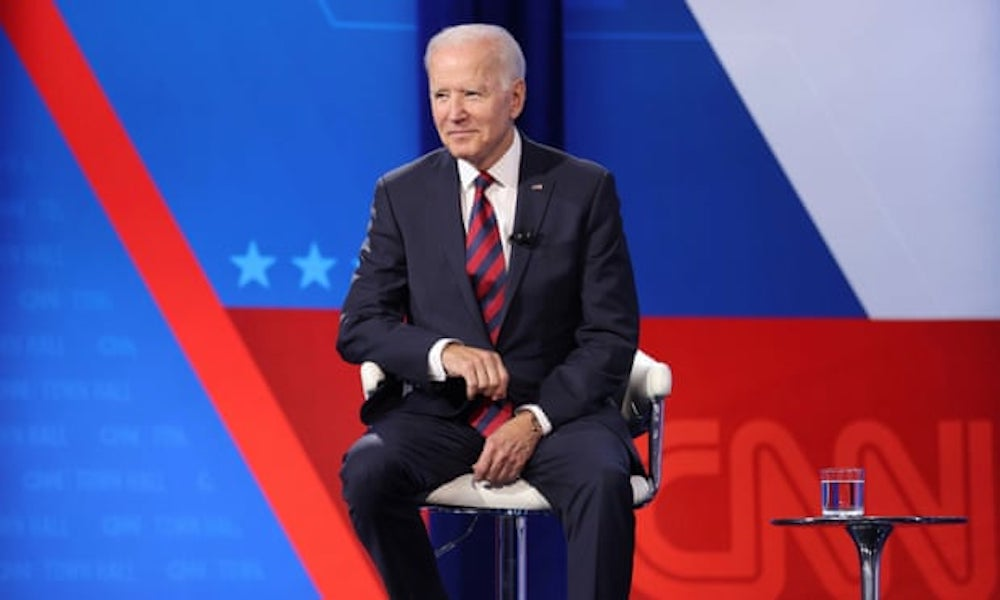 Biden says youngsters under 12 could be qualified for Covid vaccines in no time